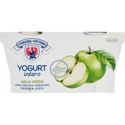 Sterzing Vipiteno Sapori di Vipiteno Yogurt alla mela verde 2 x 125 gr.