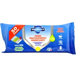 Hygiene panni per superfici e pavimenti x50