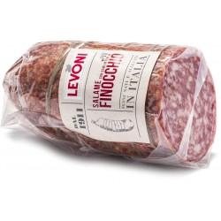 Levoni salame metà con semi di finocchio interi kg.2