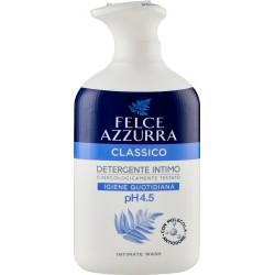 Felce Azzurra Classico Detergente Intimo Igiene Quotidiana pH 4.5 250 ml.