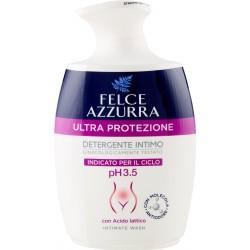 Felce Azzurra Ultra Protezione Detergente Intimo Indicato per il Ciclo pH 3.5 250 ml.