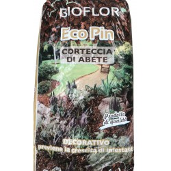 Bioflor corteccia ecopin abete lt.60