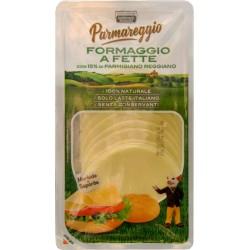 Formaggio a fette con parmigiano reggiano gr.120