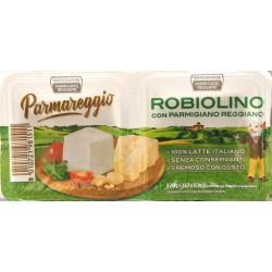 Robiolino con parmigiano reggiano gr.60x2