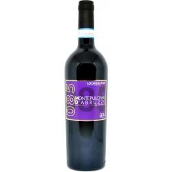 Locanda Italia vino Montelpuciano d'Abruzzo cl.75