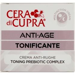 Cera di Cupra Anti-Age Tonificante Crema Anti-Rughe 50 ml.
