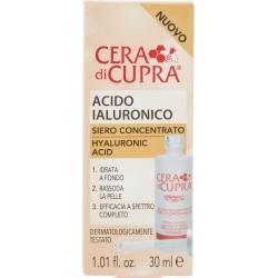 Cera di Cupra Acido Ialuronico Siero Concentrato 30 ml.