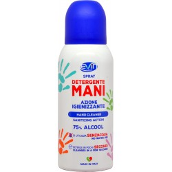 Evin care igienizzante mani spray ml.100
