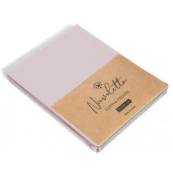Coppia federe nuvoletta. 2x 52x82+18 cm, Composizione: 100% cotone colore grigio 6