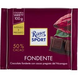 Ritter Sport Fondente 50% 100 gr