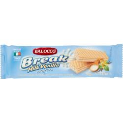 Balocco Break Milk Vanilla Wafers 90 gr.