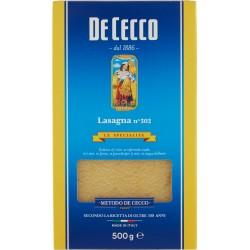 De Cecco Le Specialità Lasagna n° 502 500 gr.