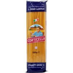Corticella pasta spaghetti grossi n.5 gr.500