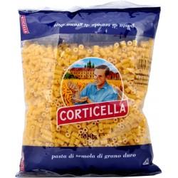 Corticella pasta ditalini rigati n.34 gr.500