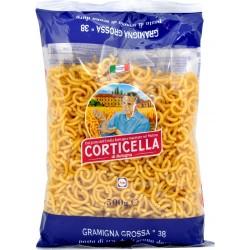 Corticella pasta gramigna grossa n.38 gr.500