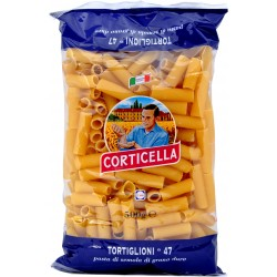 Corticella pasta tortiglioni n.47 gr.500