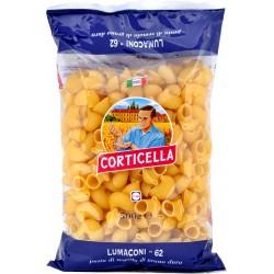 Corticella pasta lumaconi n.62 gr.500
