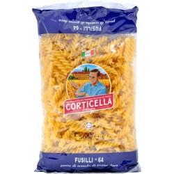 Corticella pasta fusilli n.64 gr.500