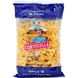 Corticella pasta farfalle n.85 gr.500