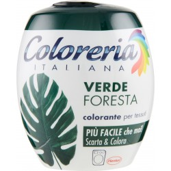 COLORERIA Verde Foresta 350 gr. x6