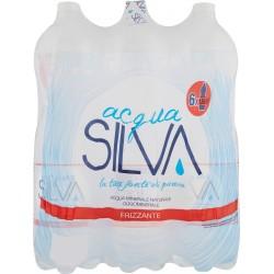 Silva acqua frizzante lt.1,5 x 6