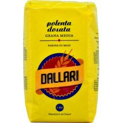 Dallari farina per polenta dosata kg.1