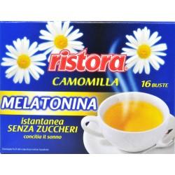 Ristora camomilla con melatonina x16 buste