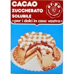 Arpa cacao zuccherato astuccio gr.250