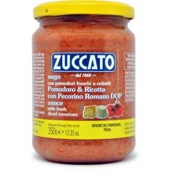 Zuccato sugo con ricotta e pecorino romano gr.370