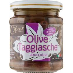 Citres Olive Taggiasche denocciolate 200 gr.