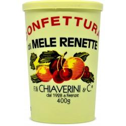 Chiaverini confettura di mele renette gr.400