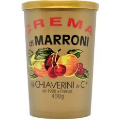 Chiaverini crema di marroni gr.400