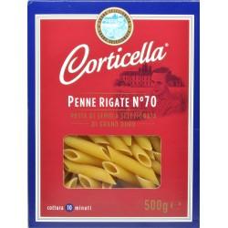 Corticella penne rigate n.70 con astuccio gr.500