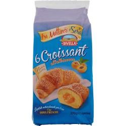 Divella fra Mattino e Sera 6 Croissant all'albicocca 270 gr.