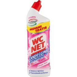 WC Net Candeggina gel profumata Flower fresh 700 ml.