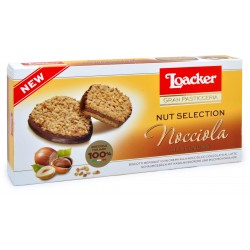 Loacker nut selection nocciola gr.100