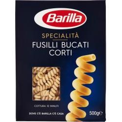 Barilla Specialità Fusilli Bucati Corti n.292 gr.500