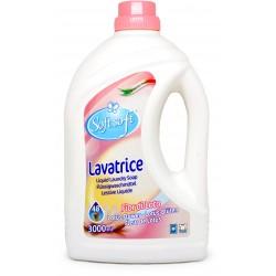 Soft soft lavatrice fior di loto 48 lavaggi 3 litri