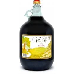 Poletti vino rosso lt.5 vap