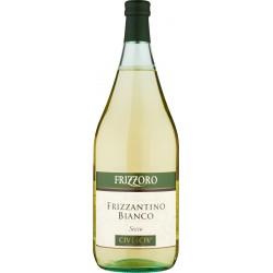 Civ&Civ Frizzoro Frizzantino Bianco Secco 1,5 litri