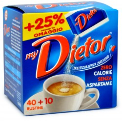 My Dietor buste x40+10 gr.40