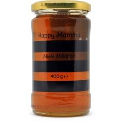 Happy mamma miele millefiori gr.400