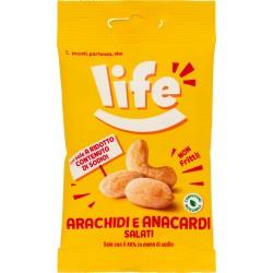 Life arachidi & anacardi salati gr.40