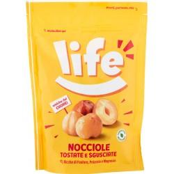 Life Nocciole Tostate e Sgusciate 160 gr.
