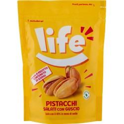 Life Pistacchi Salati con Guscio 135 gr.