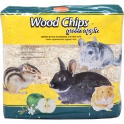 Padovan wood chips green apple lt.14