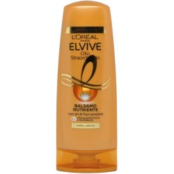 L'Oréal Paris Balsamo Elvive Olio Straordinario, Azione Nutriente per Capelli Secchi ml.250