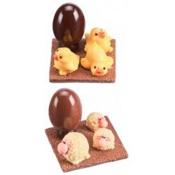 Rossini's pecorelle-pulcini cioccolato gr.135