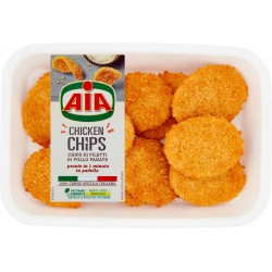 Aia chicken chips gr.190