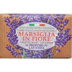 Nesti sapone marsiglia fiore lavanda gr.125